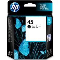 惠普HP-45号黑色墨盒(适用Deskjet710c 830c 850c 870cxi)