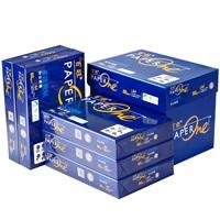 蓝百旺A4 80g复印纸500张/包 5包/箱(2500张)
