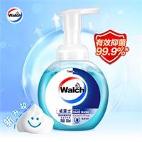 威露士300ml泡沫洗手液(健康呵护)有效抑菌99.9%