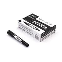 斑马 油性大双头记号笔 2.0~6.0mm<黑色>