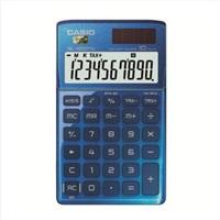 卡西欧SL-1000TW-BU卡片式时尚办公计算器 蓝色