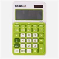 卡西欧MS-20NC-GN小型办公计算器 绿色